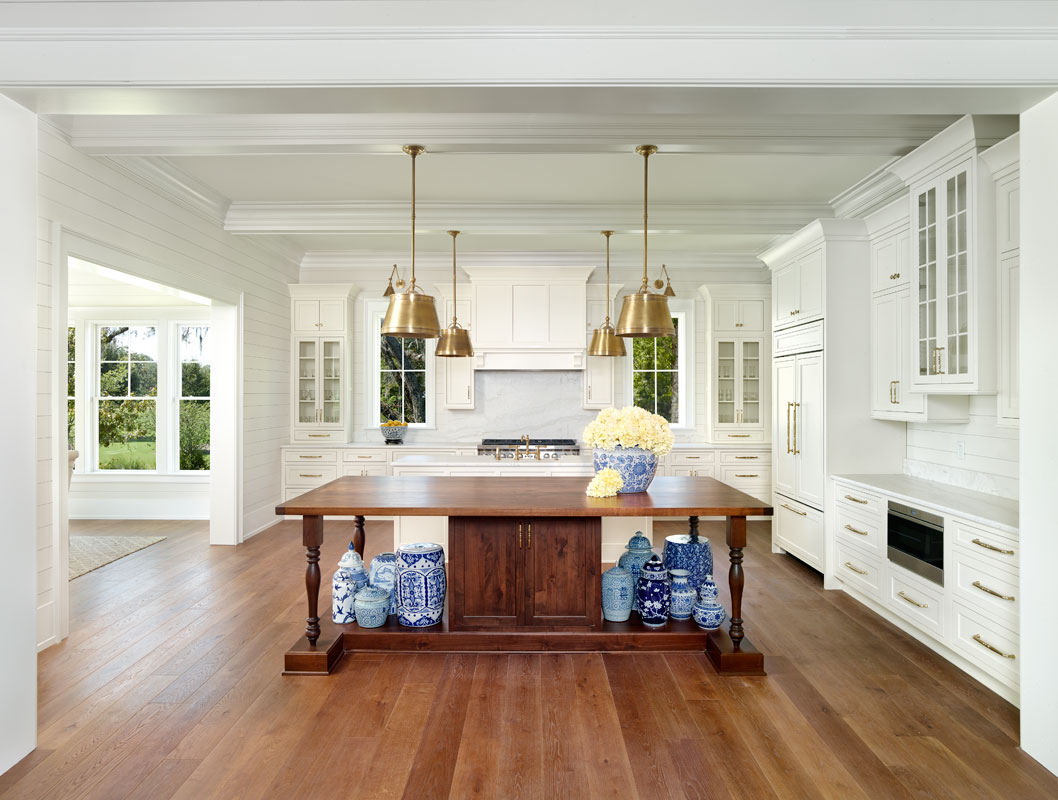 A Transitional Spec Home