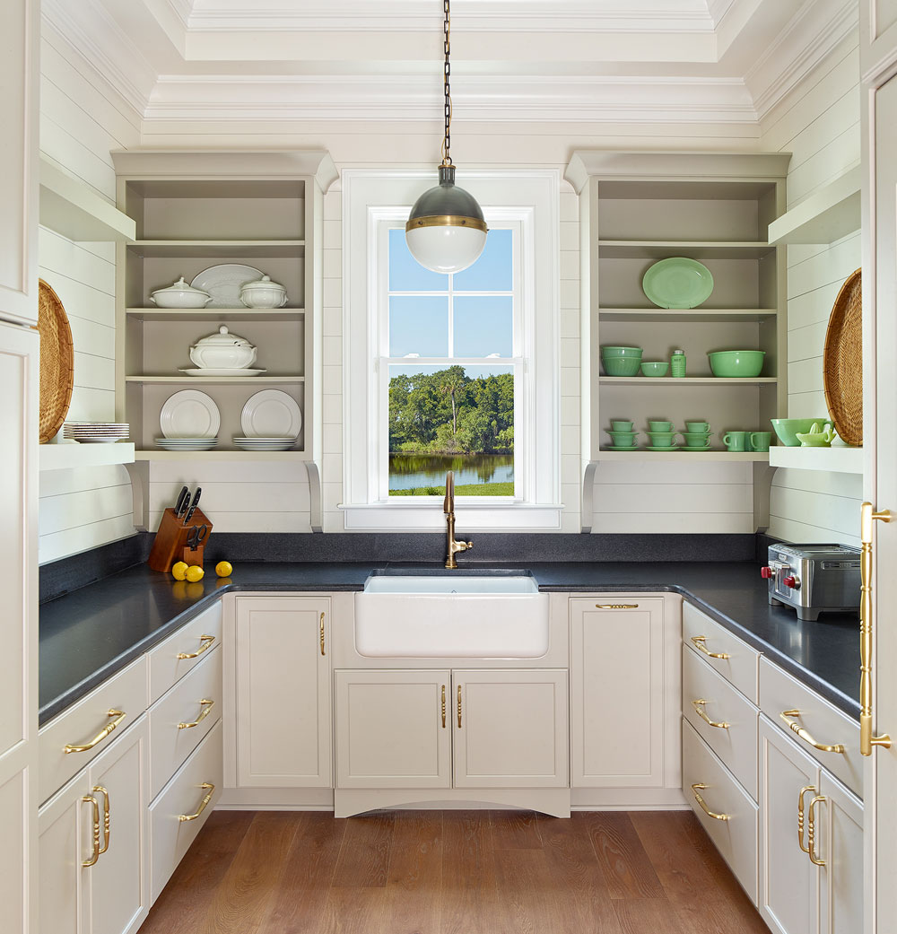 Transitional Spec Home